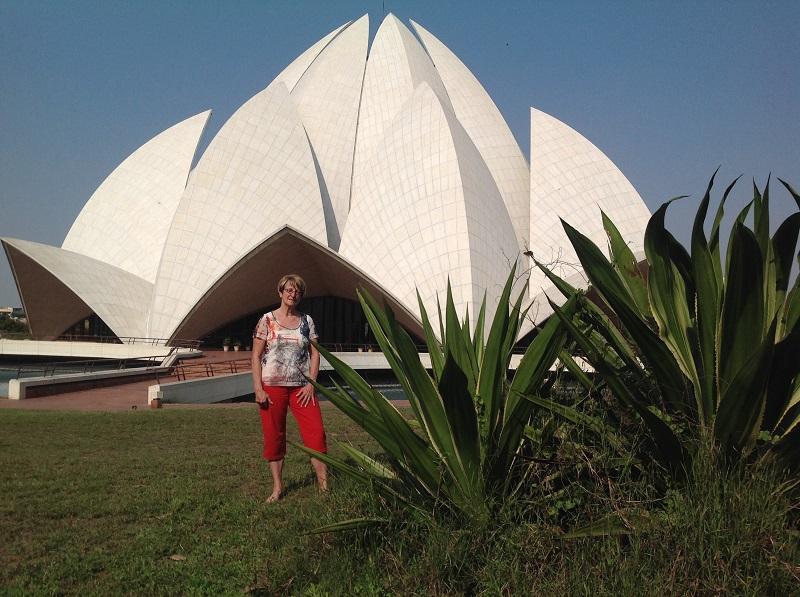 Lotus Temple oder