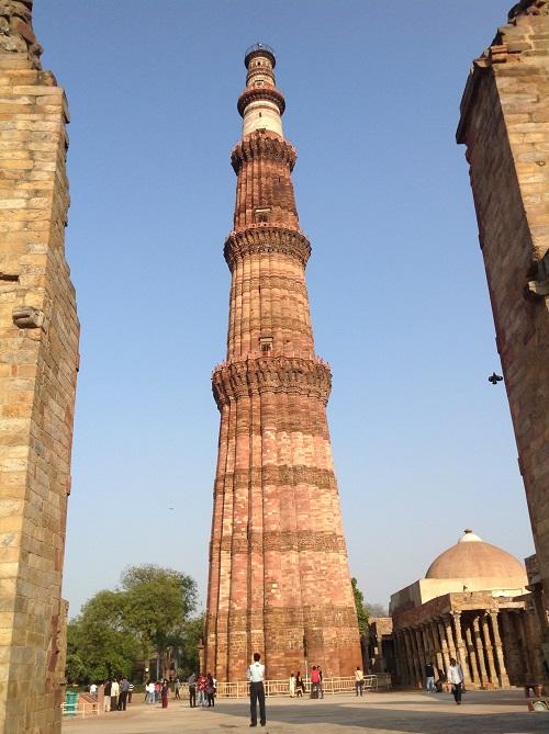 Qutb Minar Komplex